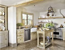 Shabby Chic Kitchen Design Blue Country Kitchen Decorating Ideas Blue Country Kitchen