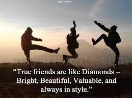 Cute Short Friendship Quotes Popular True Friendship Shayarionlife