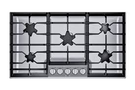 thermador masterpiece collection gas cooktops