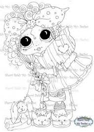 Cute Big Eyed Animals Coloring Pages Best Of 3987 Best People
