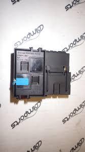 mercedes r230 sl500 sl600 sl55 relay fuse box trunk module oem mercedes r230 sl500 sl600 sl55 relay fuse box trunk module oem 2305450101