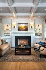 fireplace with built ins fireplace built ins ideas living room traditional with white ceiling beams stone
