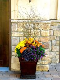 Flowering Cabbage For Fall  Window Cabbage And BoxContainer Garden Ideas For Fall