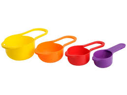 Aliexpress.com : Buy 8pcs Sweet Color Mixing Bowl Plastic Kitchenware Set  with Trendy Style