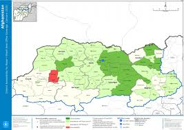 Office Coverage Afghanistan District Accessibility For Mazar I Sharif Area