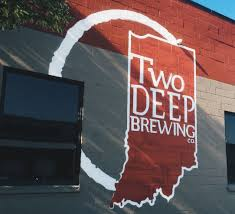 Talk of the Trail TwoDEEP Brewing Co. Indianapolis Cultural Trail