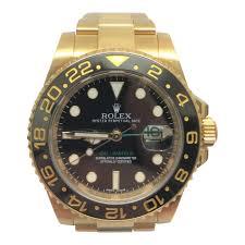rolex gmt master ii 18k gold vintage mens watch open for vintage rolex gmt master ii 18k gold vintage mens watch