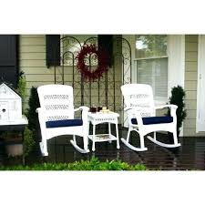 resin wicker rocking chair good patio chair set and plantation 3 piece resin wicker rocking chair
