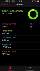 How Can I Get Workout Record From The Activity App In The
