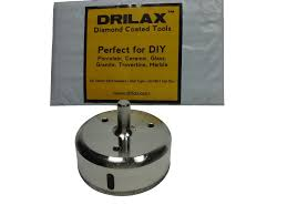 diamond bit. amazon.com: drilax 3-1/8\ diamond bit