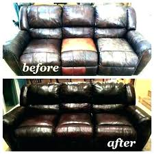 how to fix a rip in a leather couch repair ripped leather sofa how to fix