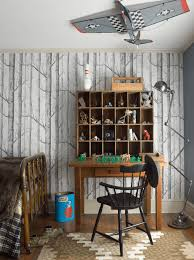 wallpapered office home design. Perfect Home Wallpaper Ideas Freshome2 Throughout Wallpapered Office Home Design P