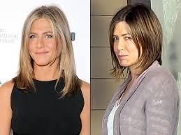 jennifer aniston before and after makeup look makeup tutorials makeuptutorials