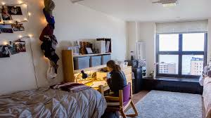 What do you remember most about your freshmen dorm?