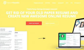 Create Resume Website Free How To An Online Using Letsdeliver Co