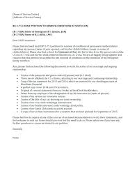 I 751 Cover Letter Sample 2013 Fresh Sample Form I 751 Or Form I Cover Letter I Cover