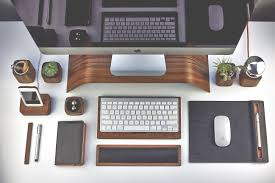 cool things for an office. grovemadeu0027s new walnut desk collection grovemade madethehardwayu2026 wood deskdesk accessoriesleather accessoriescool thingsoffice cool things for an office