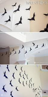 Print out supernatural silhouettes on paper, cut them out, paint them black or white, then attach you can get the kids to help you with this diy halloween decoration by letting them sprinkle the skulls with glitter. 60 Best Diy Halloween Decorations For 2017
