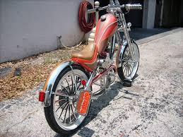 jesse james west coast chopper done right motorized bicycle