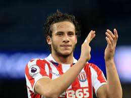 Winger Ramadan Sobhi commits to Stoke with new five-year deal - Eurosport