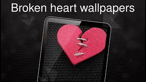 Broken heart wallpapers 4k - YouTube