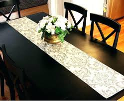 table runner size cfee for 5 foot round 8ft what do i need a 60 inch