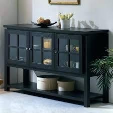 buffet server furniture. Ashley Furniture Buffet Table Sideboards Black Server