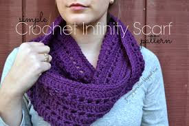 Crochet Infinity Scarf Pattern Cool Design Inspiration
