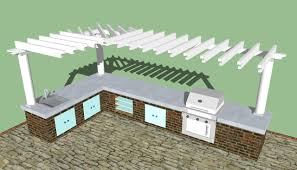 Small Outdoor Kitchen Designs Outdoor Kitchen Design Specifications With Hd Resolution 1436x776