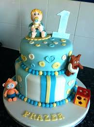Baby Boy First Birthday Cakes Ideas Best Cake Images On Birthdays