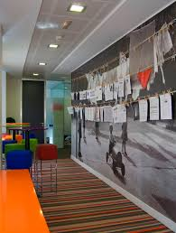advertising agency office. Design \u0026 Build For Advertising Agency - GREY GROUP Spain Office