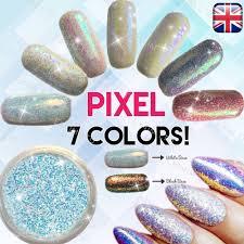 Magnetic Glitter Nail Art Supplies | eBay