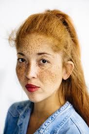 15 Portraits Qui Captent La Beaut Des Noirs Aux Cheveux Roux