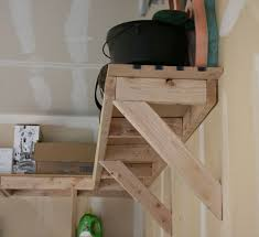 Small Picture Wall Shelves Design Building Shelves In Garage On Wall Ideas