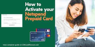 The card.com prepaid visa card is issued by the bancorp bank pursuant to a license from visa u.s.a. How To Activate Netspend Prepaid Card Gift Cards And Prepaid Cards