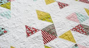 Quilting With Triangles, Part 1: Cutting | WeAllSew &  Adamdwight.com