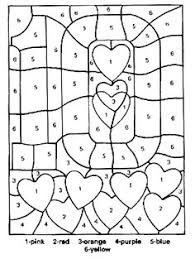 Small Picture Color by Numbers Page Print your free Color by Numbers page at
