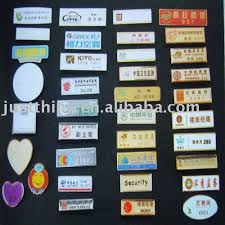 Company Name Badge Name Badges Design Your Own Name Badge
