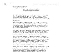 the roaring twenties essay the roaring twenties web quest welcome time traveler you are marked by teachers