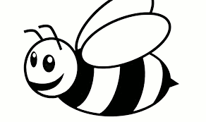Cute Bumble Bee Coloring Pages Download And Print For Free Bumble