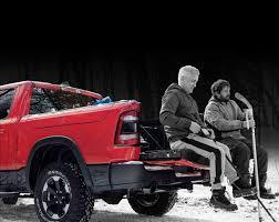 2019 Ram 1500 Classic - Multifunction Tailgate