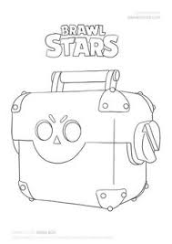 Surge is a slow fighter, but thanks to the ability to teleport forward, the robot can quickly get closer to opponents. 40 Kleurplaten Brawl Stars Ideas Brawl Star Coloring Pages Stars