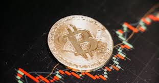 In the cryptocurrency world, a fork. Bitcoin Price Hits 13 Month Low As Crypto Market Slumps Coindesk