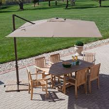 table umbrella lowes. have to it. treasure garden 8.5-ft. square offset patio umbrella - table lowes l