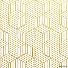 Gold Pattern Gorgeous Vector Geometric Gold Pattern Buy This Stock Vector And Explore
