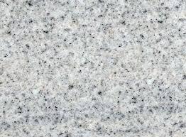 white granite color chart