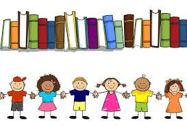 Resultado de imagen de dibujo biblioteca colegio