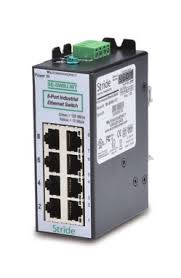 stride industrial ethernet switches and media converters user manual