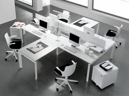 Small Picture Stunning Modern Office Furniture Design Individual Office Design