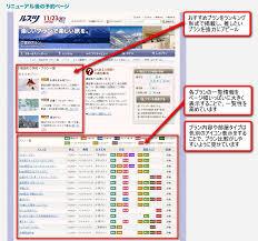 ルスツリゾート様 札幌のホームページ制作 Webデザイン会社 アイタス
